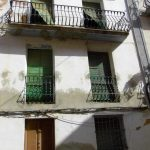 MORA LA NOVA. LARGE TOWNHOUSE RENOVATION PROJECT  -  90 000€  Ref: 082A/16