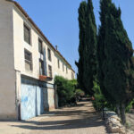 MORA D'EBRE. VINEYARD WITH LARGE BUILDING NEAR RIVER - 260 000€  Ref: 70B/21