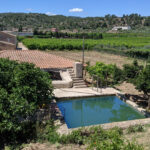 MIRAVET. VILLAGE EDGE PROPERTY WITH HOUSES, BARNS & FIELD - 285 000€  Ref: 071B/21